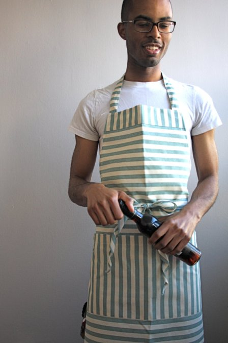 Mens Full Apron by SSatHome