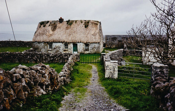 A profound love of Ireland. Photograph by TootsFair.
