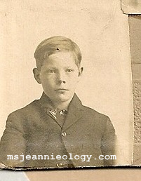 Great Grand Uncle J. William