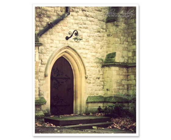 London Church Door Photography by Jillian Audrey Designs