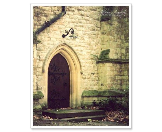 London Church Door Photography by Jillian Audrey Designs