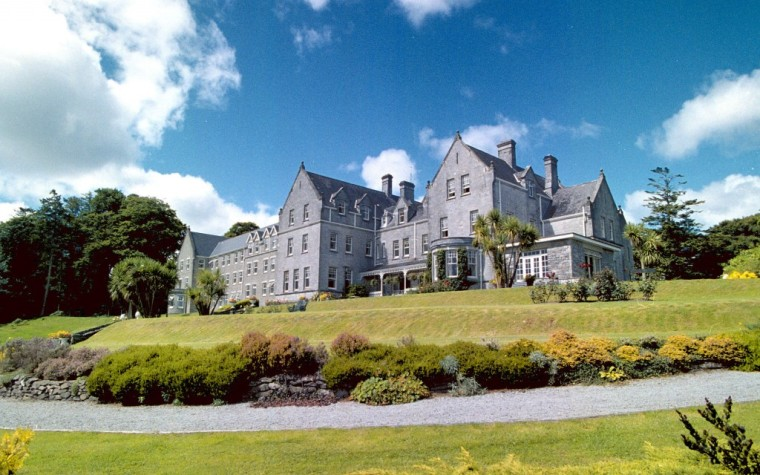 The Park Hotel in Kenmare, County Kerry