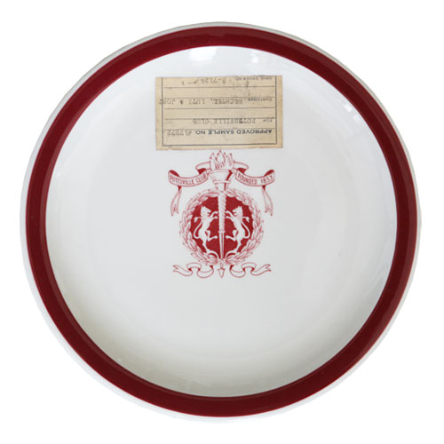 Julie's favorites! This one is a Pottsville Club Sample Plate (click for more info)