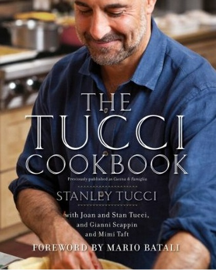Stanley Tucci's new cookbook