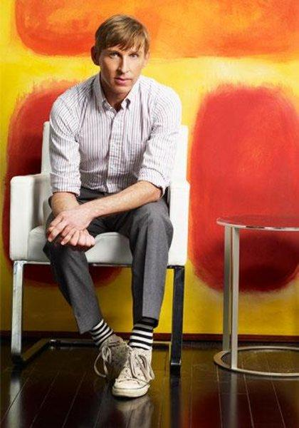 Todd Oldham (1961 - ) is an American designer with talents in a multitude of creative design fields including furniture, clothing and merchandising. Photo courtesy of poptower.com