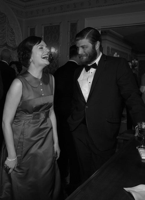 Peggy & Stan. Photo via pinterest.