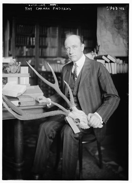 Roy Chapman Andrews (1884-1960)