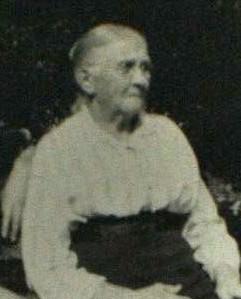 Albert's wife, Martha. Ms. Jeannie's great, great grandmother.
