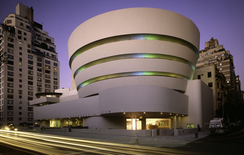 Photo courtesy of guggenheim.org
