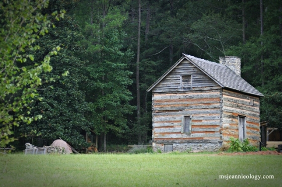 Log Cabin built in 1798