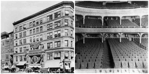 The Knickerbocker Theater 1893-1930