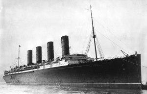 RMS Lusitania 05