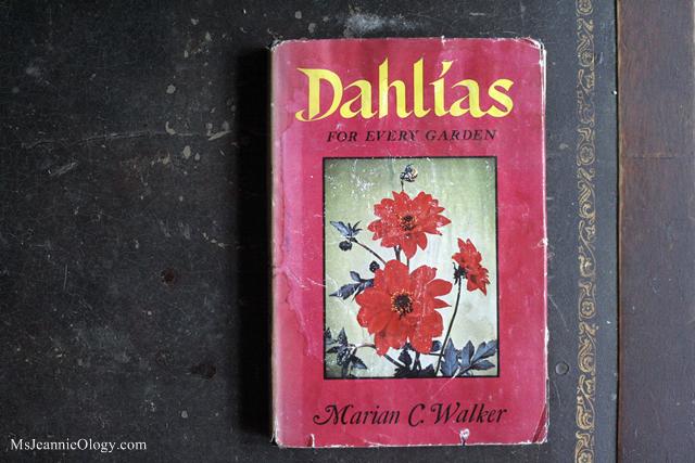Dahlias For Every Garden by Marian C. Walker - $8.00