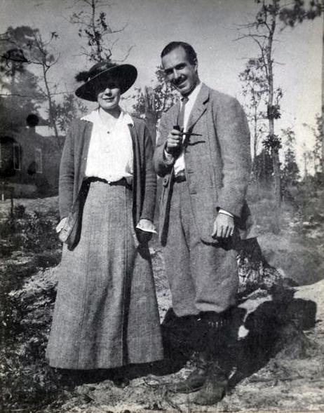 Ethel Carow Roosevelt & Richard Derby
