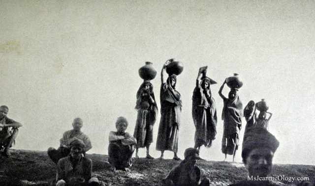 Water Carriers in India