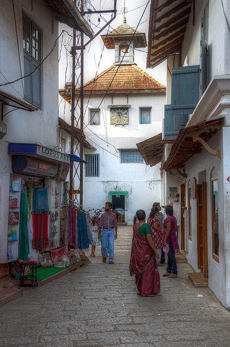 Cochin, India. Photo via pinterest