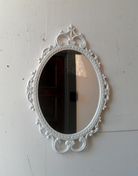 Bathroom Vanity Mirror from SecretWindowMirrors, $76