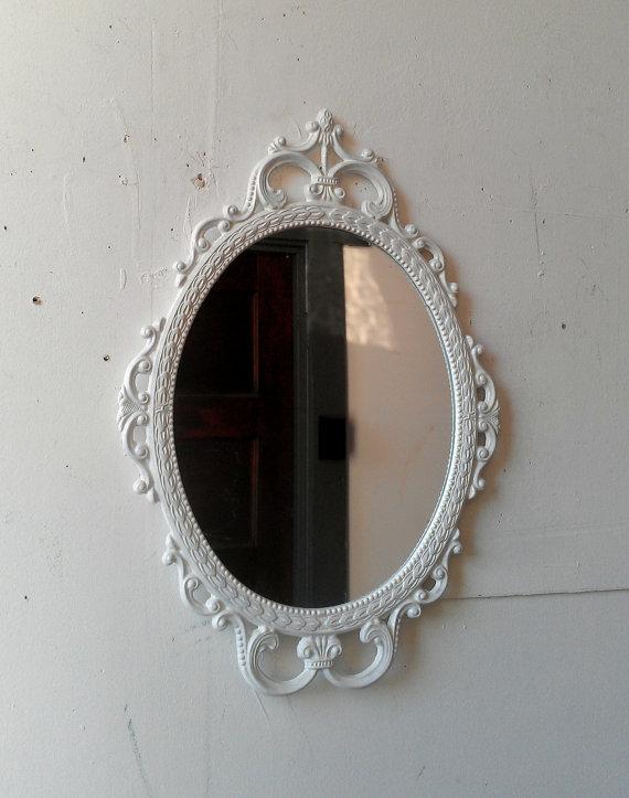 Bathroom Vanity Mirror from SecretWindowMirrors, $76