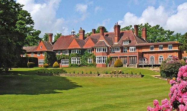 Adele's House in Surry, England