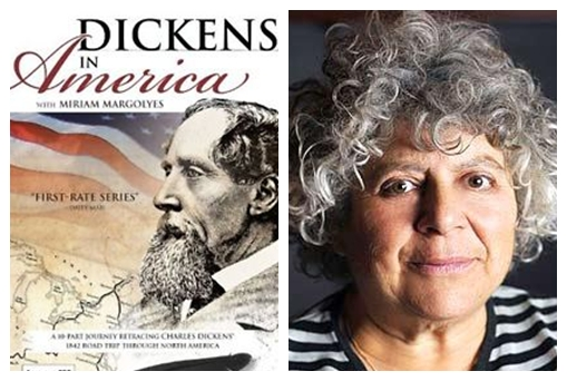 Dickens in America: Travels with Miriam Margoyles
