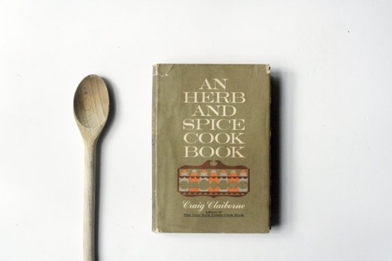 An Herb And Spice Cookbook by Craig Claiborne