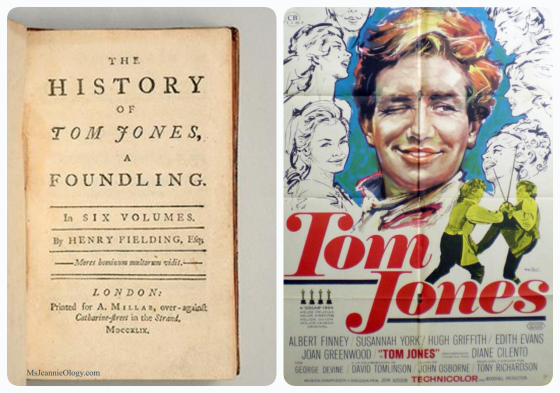 Henry Fielding created the adventures of Tom Jones in 1749, two centuries later Albert Finney charmed the world with his charismatic portrayal of the title character when the film premiered in 1963.