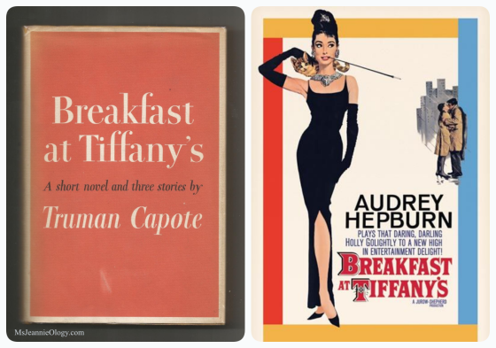 Truman Capote created flawed heroine Holly Golightly in 1958. Audrey Hepburn made her iconic in the film adaptation in 1961.