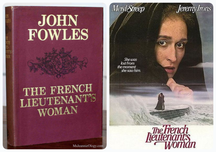 In 1969, English author John Fowles published The French Lieutenant's Woman. Twelve years later, in 1981 Meryl Streep portrayed her on film.