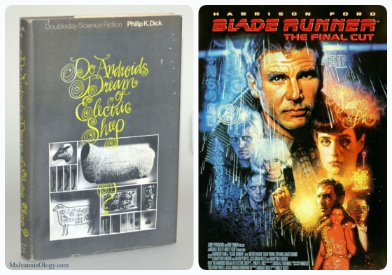 The king of science fiction writing, Philip K. Dick wrote the magically titled novel Do Androids Dream of Electric Sheep? in 1968. The story was adapted for film in 1982 titled Blade Runner.