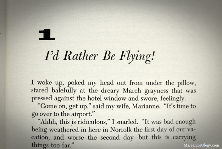 I'd Rather Be Flying - Frank Kingston Smith , 1962