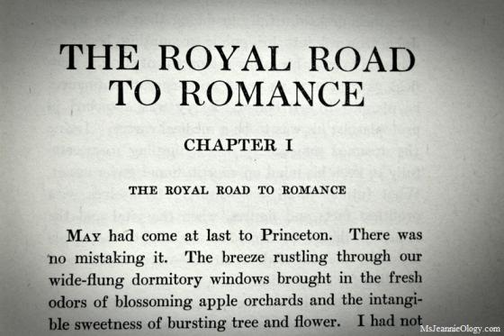The Royal Road to Romance - Richard Halliburton, 1925