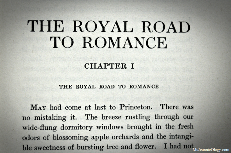 The Royal Road to Romance - Richard Halliburton, 1925