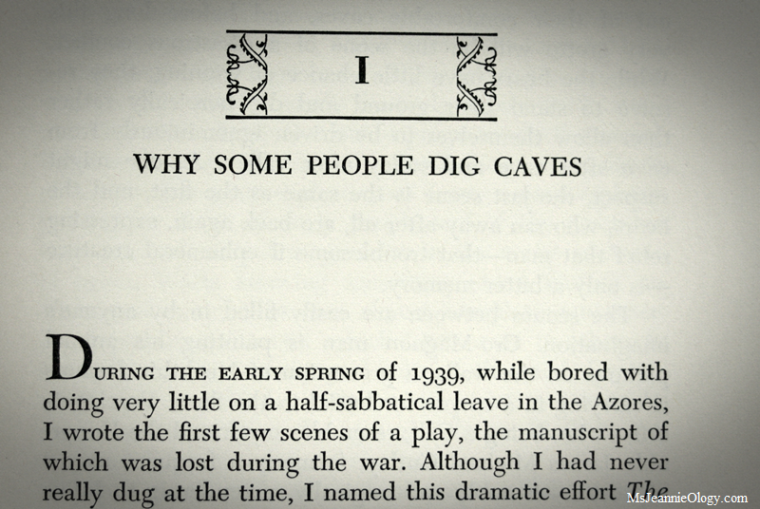 The Seven Caves - Carleton S. Coon, 1957