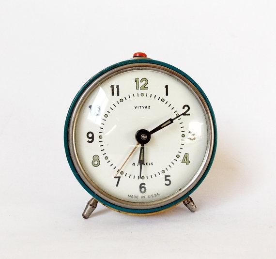 vintage1960's alarm clock