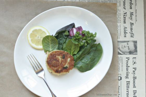 James Beard's Cod Cakes recipe from The New James Beard, 1981
