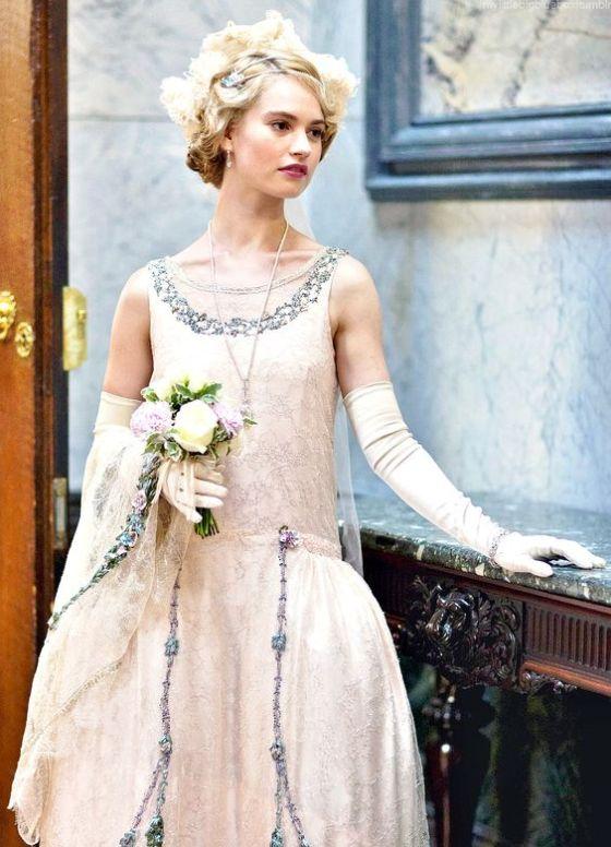 Rose as a debutante!
