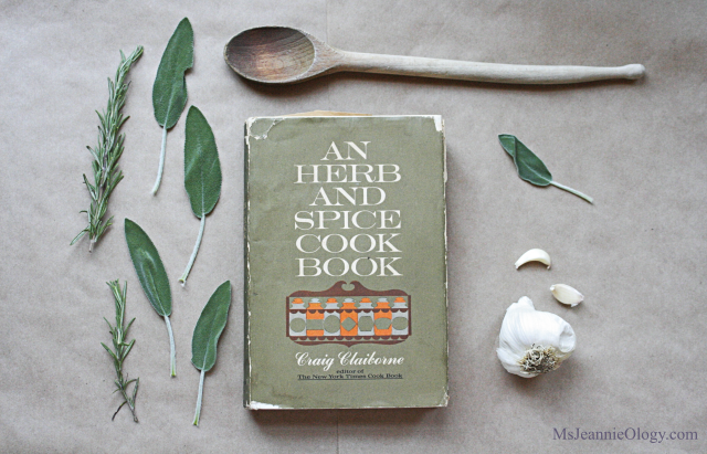 An Herb and Spice Cookbook