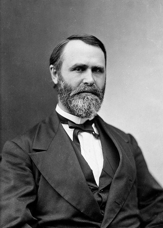 Union General John Jacob Cox