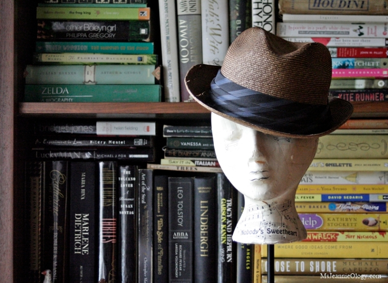 Decorating With Vintage Hats In The Vintage Kitchen Where History