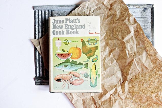 June Platt's New England Cook Book