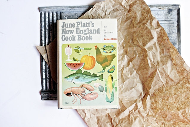 June Platt's New England Cook Book