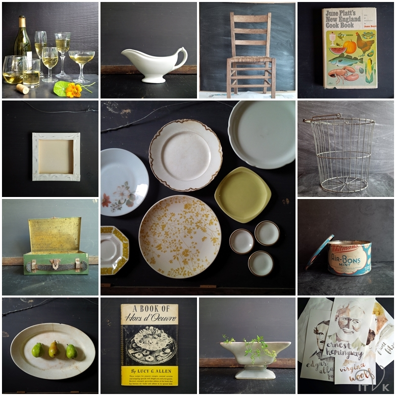Shop – In the Vintage Kitchen: Where History Comes To Eat
