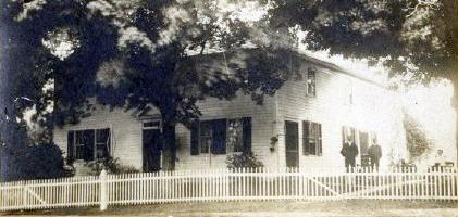 Cogswell Tavern, New Preston CT