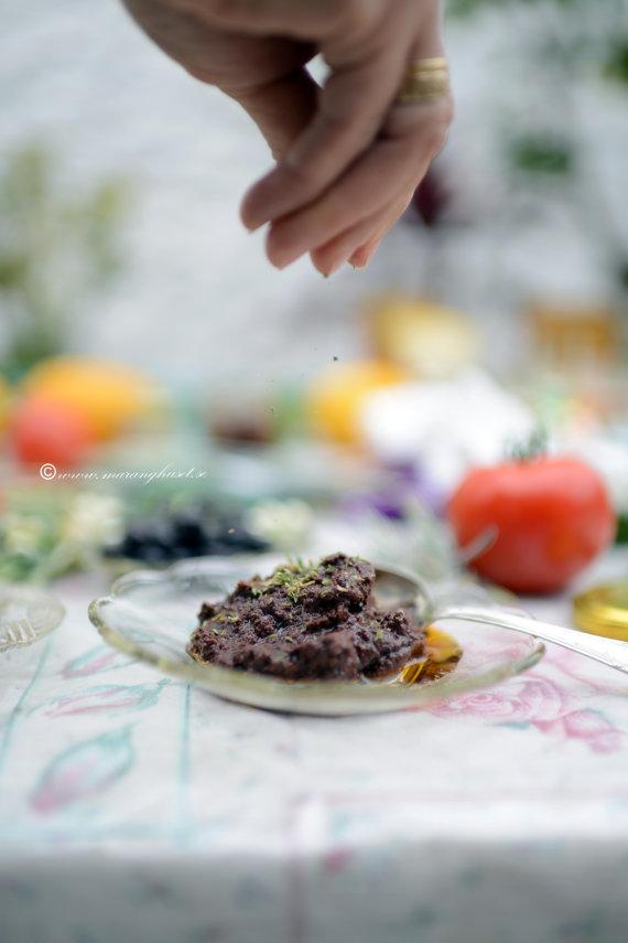 Handmade Olive Paste