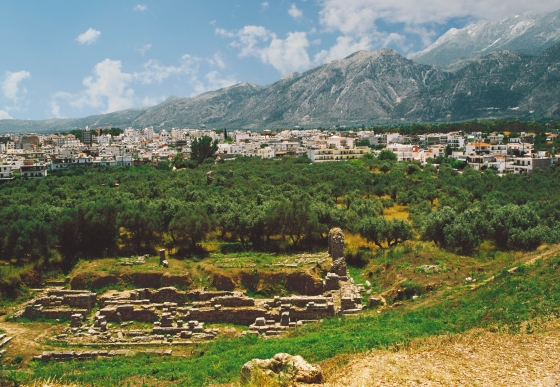 Sparti, Peloponnese, Greece. Photo courtesy of scout.com