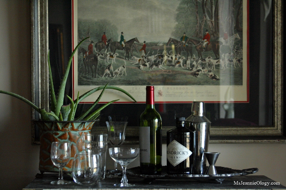 vintage cocktails – In the Vintage Kitchen: Where History