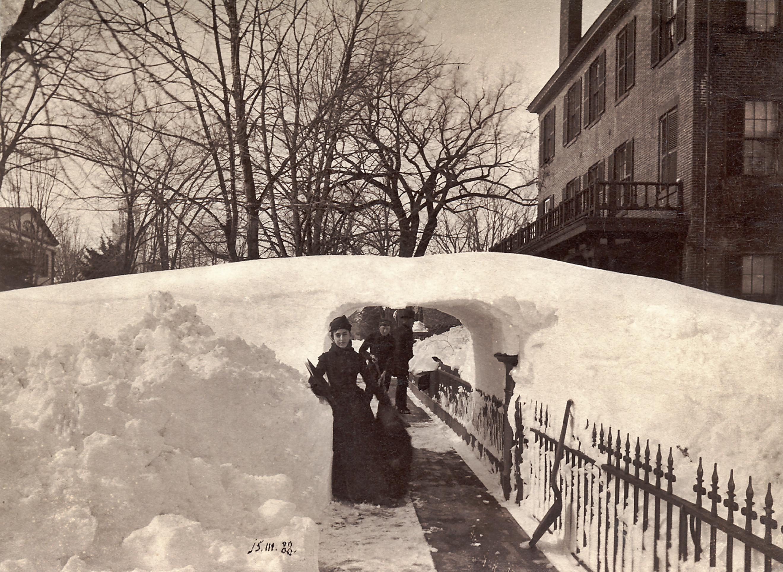 Connecticut, 1888