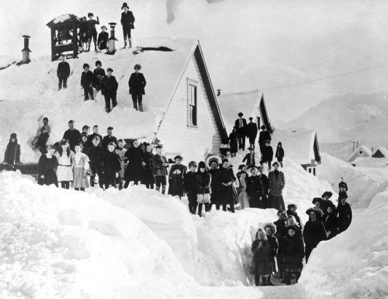 Alaska, 1910