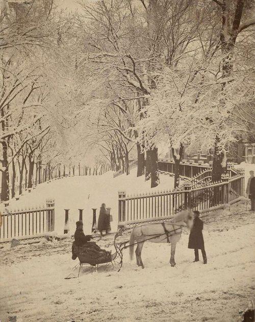 Boston circa 1875