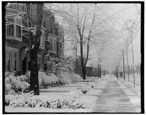 Detroit circa early 1900's